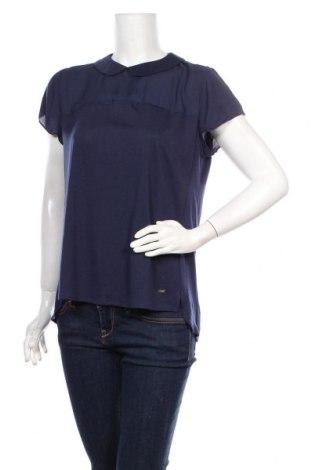 Дамска блуза Tommy Hilfiger, Размер L, Цвят Син, Цена 31,50лв.