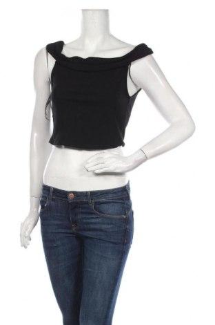 Дамски потник Zara, Размер M, Цвят Черен, 94% памук, 6% еластан, Цена 13,65лв.
