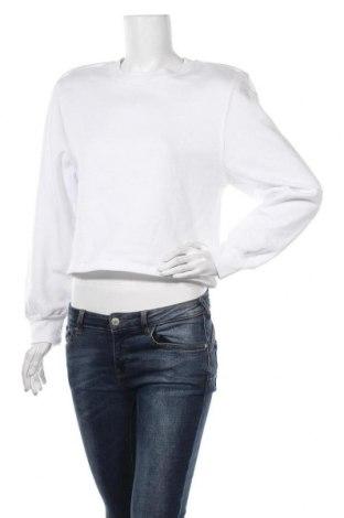 Дамска блуза Zara, Размер S, Цвят Бял, 70% памук, 30% полиестер, Цена 23,10лв.