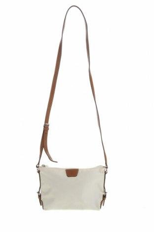 Γυναικεία τσάντα Bogner, Χρώμα Εκρού, Κλωστοϋφαντουργικά προϊόντα, γνήσιο δέρμα, Τιμή 75,16€