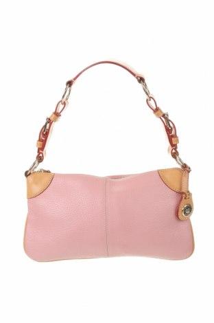 Γυναικεία τσάντα Dooney & Bourke, Χρώμα Ρόζ , Γνήσιο δέρμα, Τιμή 36,19€