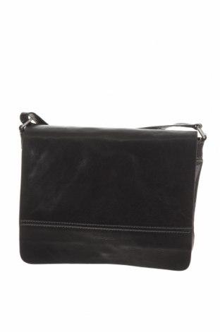 Γυναικεία τσάντα Gerry Weber, Χρώμα Μαύρο, Γνήσιο δέρμα, Τιμή 29,23€