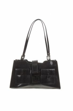 Γυναικεία τσάντα Guess, Χρώμα Μαύρο, Δερματίνη, Τιμή 26,45€
