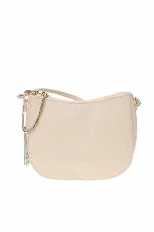 Γυναικεία τσάντα H&M, Χρώμα  Μπέζ, Δερματίνη, Τιμή 19,30€