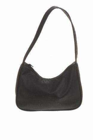 Geantă de femei H&M Divided, Culoare Negru, Textil, Preț 59,21 Lei