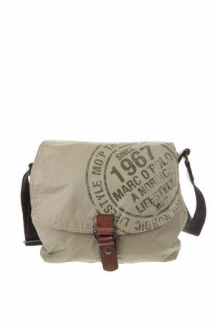 Γυναικεία τσάντα Marc O'Polo, Χρώμα Πράσινο, Κλωστοϋφαντουργικά προϊόντα, Τιμή 31,55€