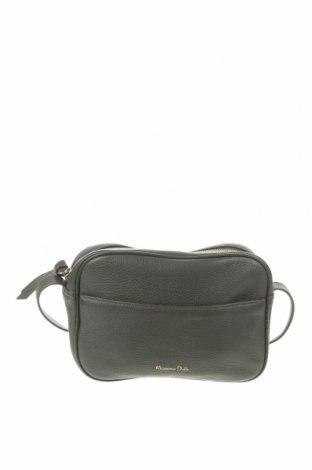 Dámská kabelka  Massimo Dutti, Barva Zelená, Pravá kůže, Cena  1350,00Kč