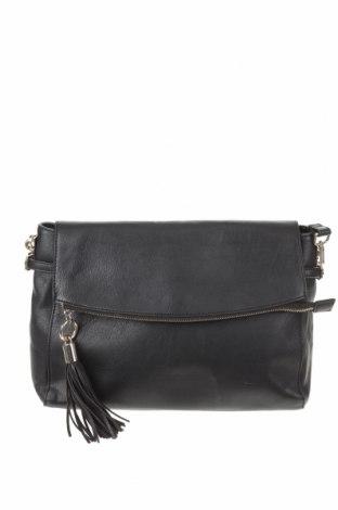 Γυναικεία τσάντα Reserved, Χρώμα Μαύρο, Δερματίνη, Τιμή 19,49€