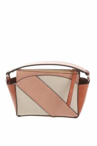 Γυναικεία τσάντα Zara, Χρώμα Πολύχρωμο, Δερματίνη, Τιμή 20,42€