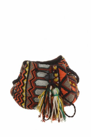 Γυναικεία τσάντα Zara, Χρώμα Πολύχρωμο, Άλλα υφάσματα, κλωστοϋφαντουργικά προϊόντα, Τιμή 32,01€