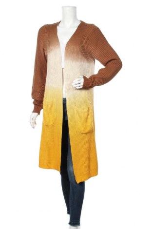 Cardigan de damă Cream, Mărime M, Culoare Multicolor, 60% viscoză, 40% bumbac, Preț 244,25 Lei