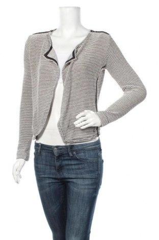 Дамска жилетка Garcia Jeans, Размер S, Цвят Бял, 70% памук, 30% полиестер, Цена 27,30лв.