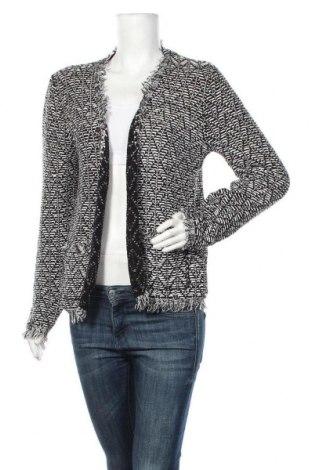 Дамска жилетка Gina, Размер XL, Цвят Черен, 60% памук, 40% полиакрил, Цена 29,40лв.