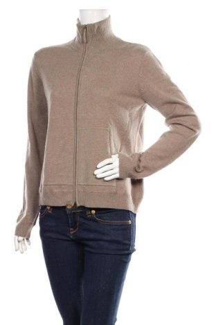 Cardigan de damă Joop!, Mărime XL, Culoare Bej, 85% lână, 15% cașmir, Preț 95,76 Lei