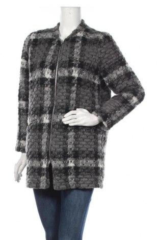 Дамска жилетка My Own, Размер XL, Цвят Сив, 50% вълна, 50% полиестер, Цена 24,99лв.