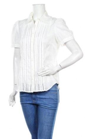 Γυναικείο πουκάμισο Ann Taylor, Μέγεθος M, Χρώμα Λευκό, Βαμβάκι, Τιμή 16,24€