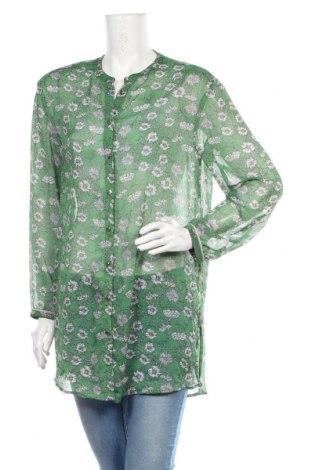 Дамска риза Culture, Размер M, Цвят Многоцветен, Полиестер, Цена 59,25лв.
