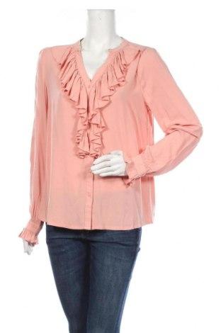 Дамска риза Culture, Размер M, Цвят Розов, Вискоза, Цена 48,00лв.