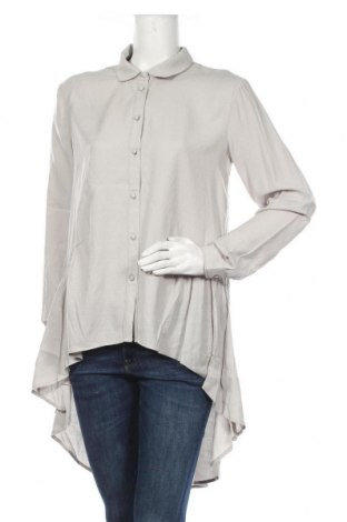 Дамска риза Culture, Размер M, Цвят Сив, 80% вискоза, 20% полиестер, Цена 55,50лв.
