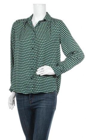 Дамска риза H&M, Размер S, Цвят Многоцветен, Полиестер, Цена 28,00лв.