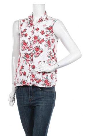 Дамска риза H&M Divided, Размер M, Цвят Многоцветен, Вискоза, Цена 9,04лв.