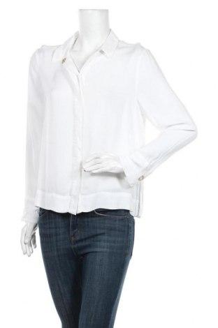 Γυναικείο πουκάμισο Marks & Spencer Autograph, Μέγεθος L, Χρώμα Λευκό, Βισκόζη, Τιμή 19,02€