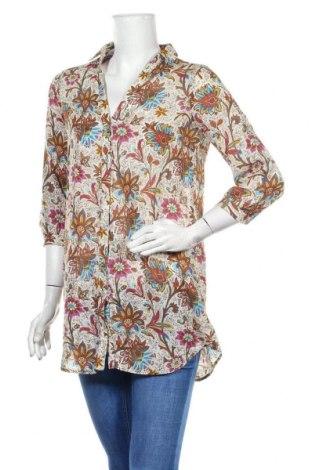 Γυναικείο πουκάμισο Zara, Μέγεθος S, Χρώμα Πολύχρωμο, Τιμή 16,24€