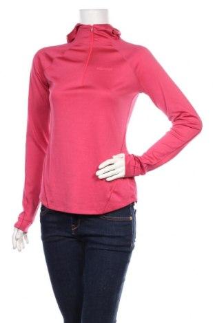 Дамска спортна блуза Marmot, Размер S, Цвят Розов, Полиестер, Цена 30,75лв.