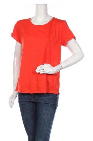 Дамска тениска Denim Hunter, Размер M, Цвят Червен, Памук, Цена 22,62лв.