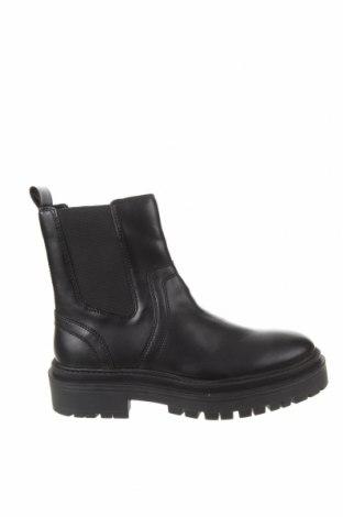 Dámské boty  Lefties, Velikost 38, Barva Černá, Eko kůže, textile , Cena  539,00Kč