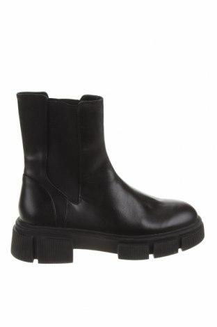 Dámské boty  Zara, Velikost 39, Barva Černá, Pravá kůže, Cena  1347,00Kč