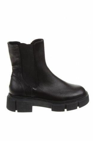 Dámské boty  Zara, Velikost 38, Barva Černá, Pravá kůže, Cena  1619,00Kč