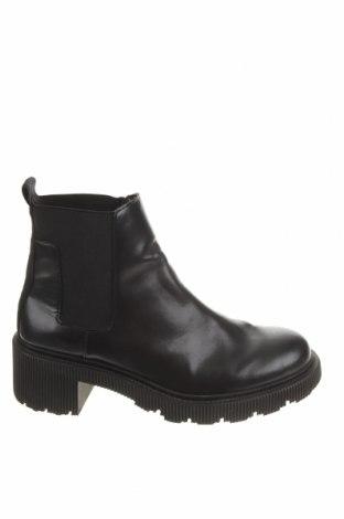Dámské boty  Zara, Velikost 40, Barva Černá, Pravá kůže, Cena  939,00Kč