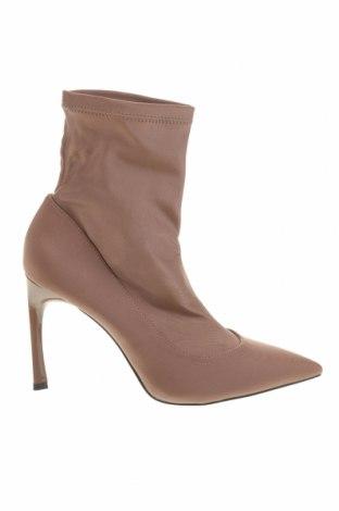 Dámské boty  Zara, Velikost 39, Barva Béžová, Textile , Cena  859,00Kč