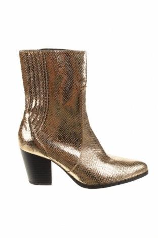 Dámské boty  Zara, Velikost 41, Barva Zlatistá, Textile , Cena  1076,00Kč
