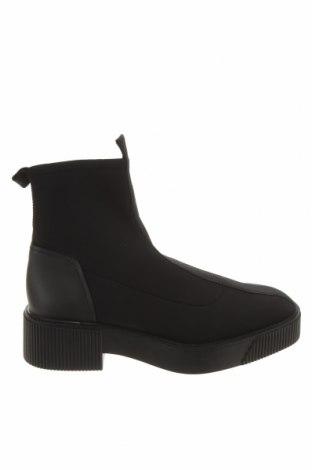Dámské boty  Zara, Velikost 39, Barva Černá, Textile , polyurethane, Cena  968,00Kč