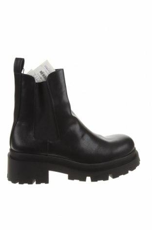 Dámské boty  Zara, Velikost 39, Barva Černá, Eko kůže, textile , Cena  935,00Kč