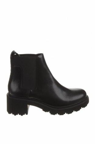 Dámské boty  Zara, Velikost 39, Barva Černá, Eko kůže, textile , Cena  859,00Kč