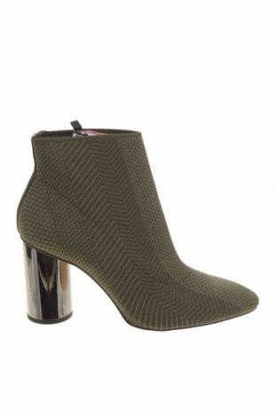 Dámské boty  Zara, Velikost 40, Barva Zelená, Textile , Cena  859,00Kč