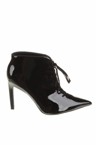 Dámské boty  Zara, Velikost 40, Barva Černá, Eko kůže, Cena  750,00Kč