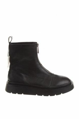 Dámské boty  Zara, Velikost 38, Barva Černá, Eko kůže, Cena  859,00Kč