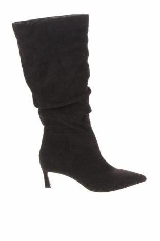Dámské boty  Bershka, Velikost 41, Barva Černá, Textile , Cena  429,00Kč
