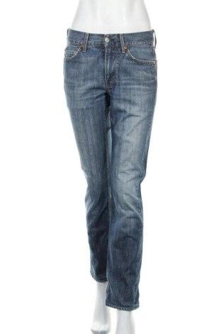 Dámské džíny  7 For All Mankind, Velikost L, Barva Modrá, Bavlna, Cena  673,00Kč