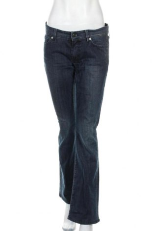 Dámské džíny  7 For All Mankind, Velikost L, Barva Modrá, 98% bavlna, 2% elastan, Cena  539,00Kč