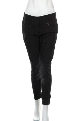 Дамски дънки Cambio, Размер L, Цвят Черен, 93% памук, 7% еластан, Цена 49,35лв.