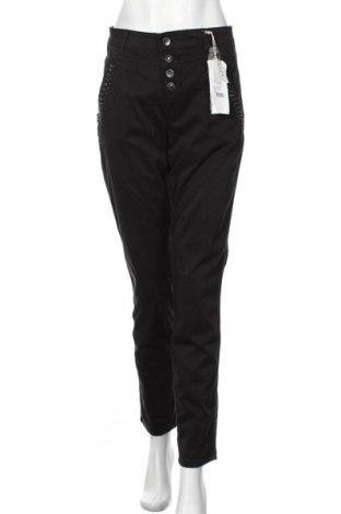 Дамски дънки Cream, Размер L, Цвят Черен, 98% памук, 2% еластан, Цена 43,60лв.