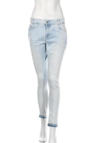 Дамски дънки Denim Hunter, Размер S, Цвят Син, 98% памук, 2% еластан, Цена 19,75лв.