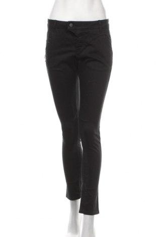 Дамски дънки Denim Hunter, Размер S, Цвят Черен, 98% памук, 2% еластан, Цена 22,25лв.