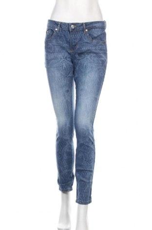 Γυναικείο Τζίν Guess, Μέγεθος M, Χρώμα Μπλέ, 98% βαμβάκι, 2% ελαστάνη, Τιμή 26,91€