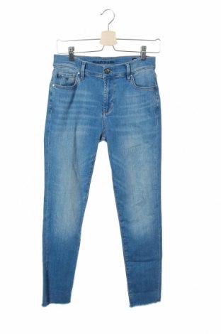 Dámské džíny  Joop!, Velikost S, Barva Modrá, 70% bavlna, 14% lyocell, 14% polyester 2% elastan, Cena  3467,00Kč